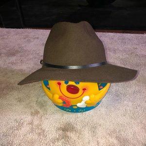 Topshop wool Panama hat
